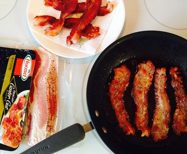 can i eat bacon during pregnancy