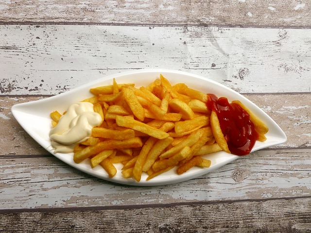 can i eat fries during pregnancy