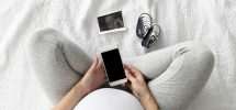 cell phone during pregnancy