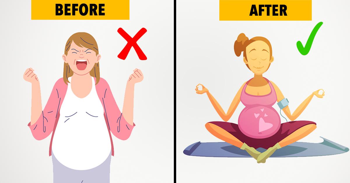 anger during pregnancy