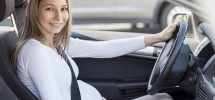 car travel pregnancy