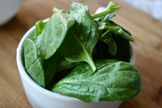 can i eat spinach in pregnancy