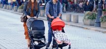 baby stroller importance