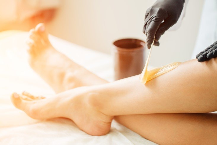 waxing in pregnancy