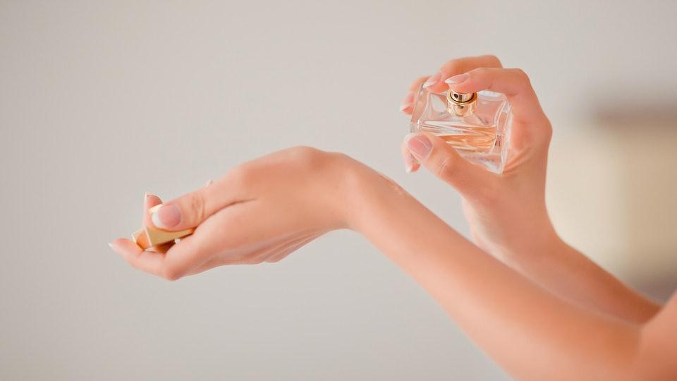 perfume in pregnancy