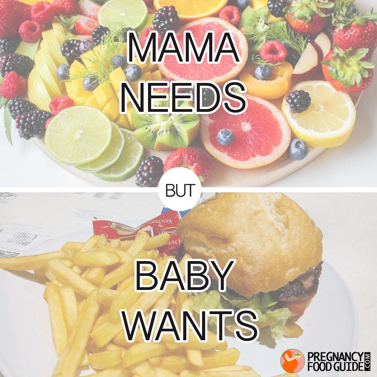 baby wants