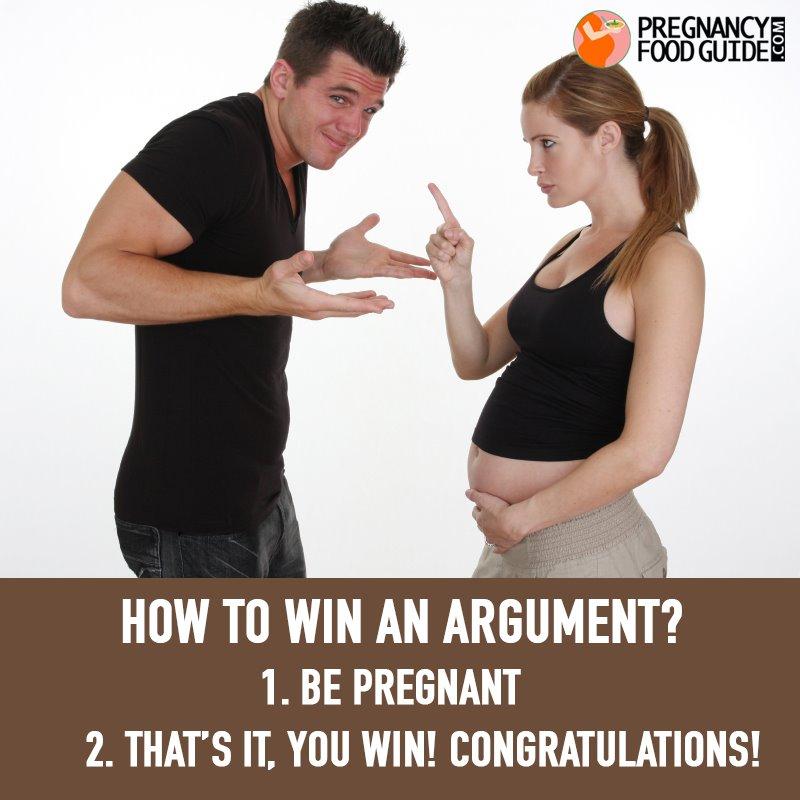 win argument pregnancy