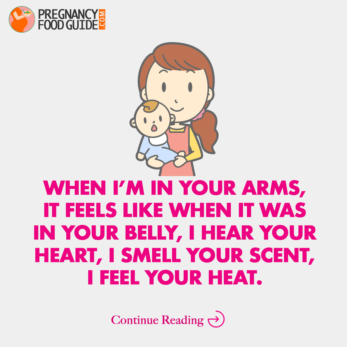 when in your arms