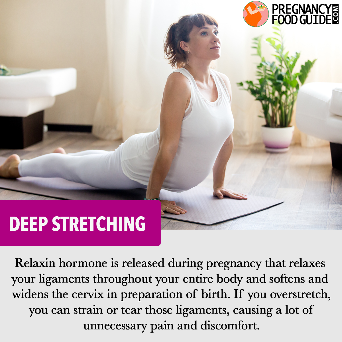 deep stretching