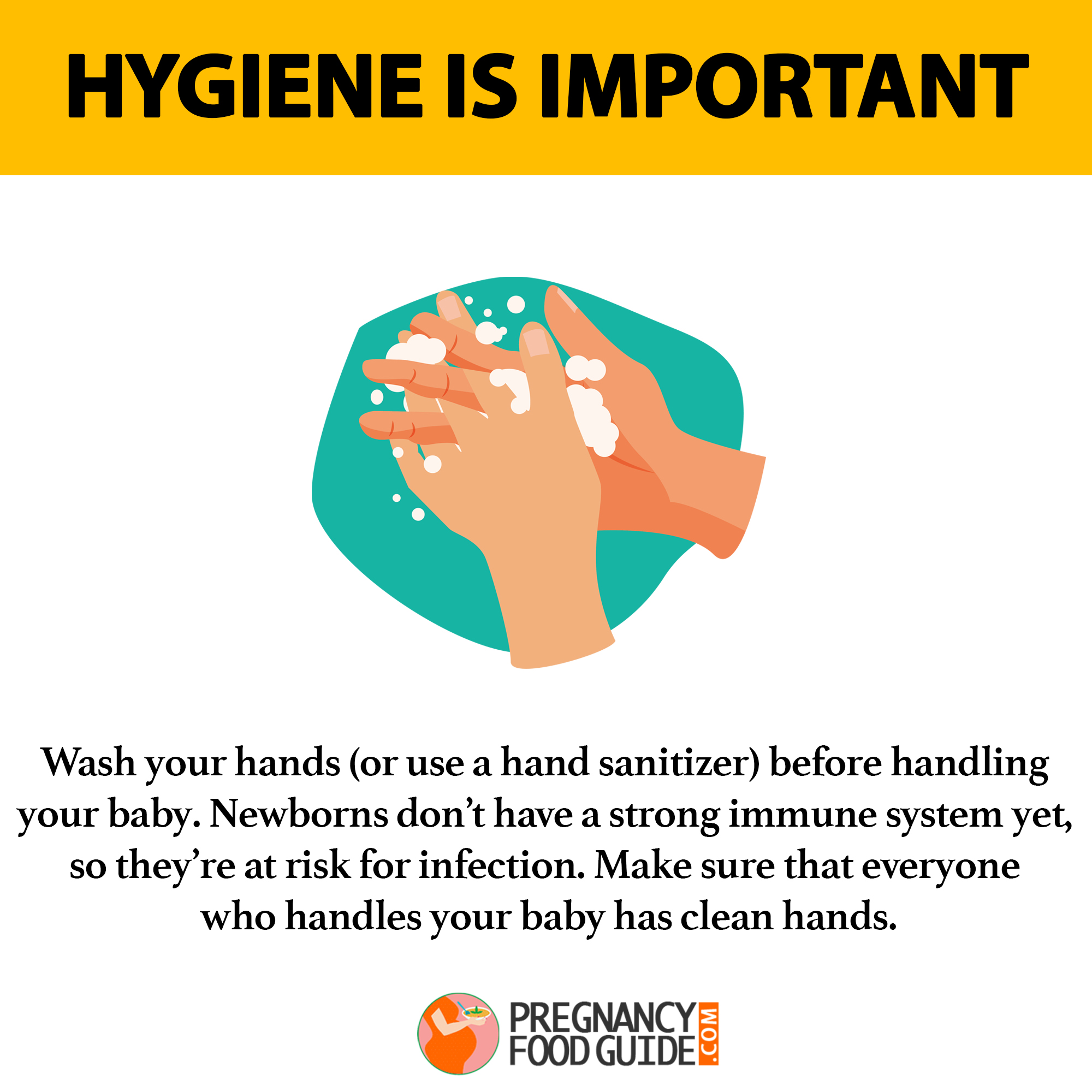 hygiene is important