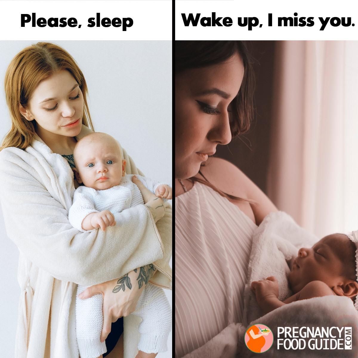 please sleep wake up i miss you