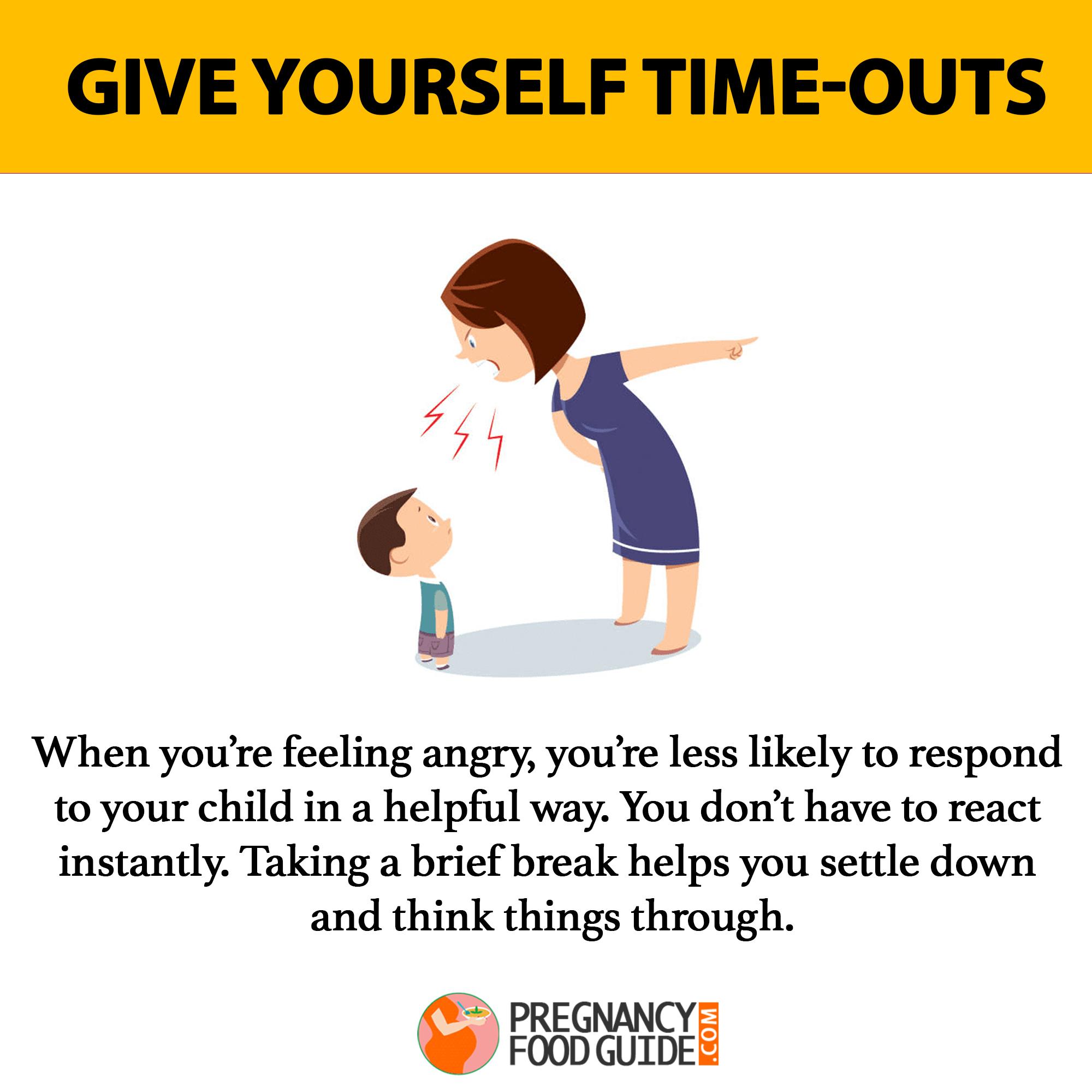 take a time out